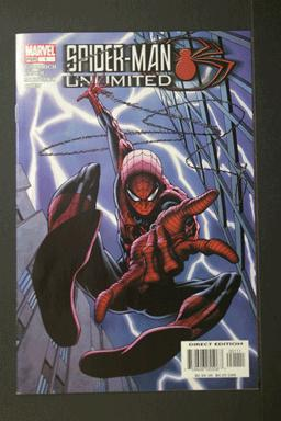 Spider-Man Unlimited #1 March 2004