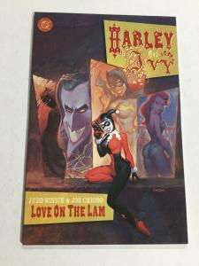 Harley And Ivy Love On The Lam Nm Near Mint DC Comics