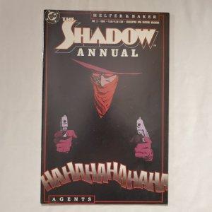 Shadow Annual 2 Near Mint-