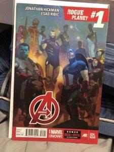 Avengers (MX) #12 (2014)