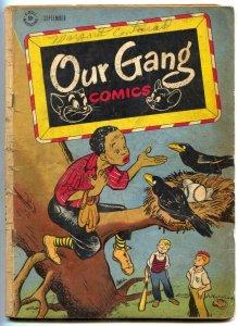 OUR GANG COMICS #26 CARL BARKS ART GOLF STORY 1946 DELL G