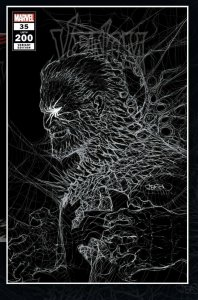 VENOM 35 200TH Issue Patrick Gleason Variant Marvel NM