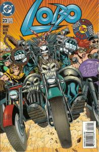 Lobo #23 VF/NM; DC | save on shipping - details inside