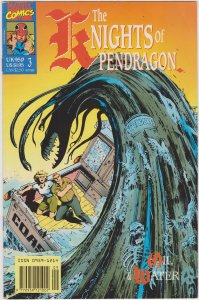 Knights of Pendragon #3