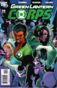 Green Lantern Corps (2nd Series) #11 VF/NM; DC   save on shipping - details insi