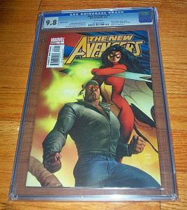 Avengers, the New Spider-Woman Variant CGC #5 (May-05) NM/MT Super-High-Grade...