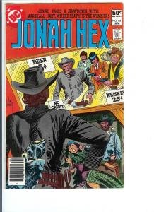 Jonah Hex #44 - Bronze Age - (VF+) Sept. 1981