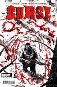 Curse #1 VF/NM; Boom! | save on shipping - details inside