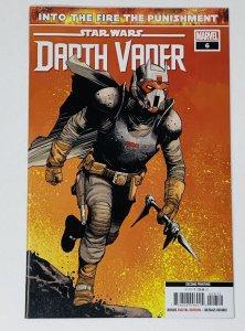 STAR WARS DARTH VADER #6  2ND PRINTING