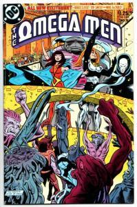 Omega Men #8 (DC, 1983) VF-