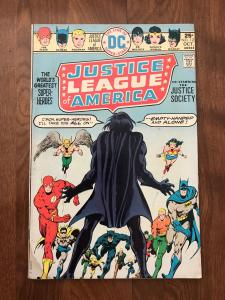 Justice League of America #123  (DC Comics; Oct, 1975) - Fine