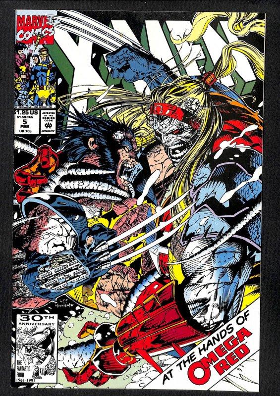X-Men #5 (1992)