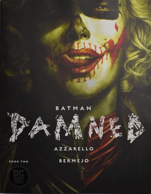 Batman Damned 2
