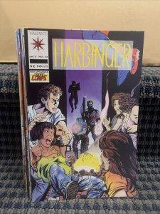 1992 HARBINGER Comics, (Lot of 25) Modern, Valiant Between #10-40 (C1072)