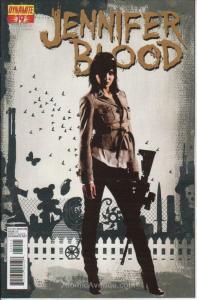 Jennifer Blood (Vol. 1) #19 VF/NM; Dynamite   save on shipping - details inside
