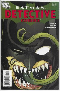 Detective Comics   vol. 1   #811 FN (City of Crime 9)