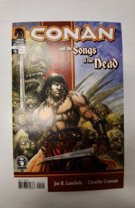 Conan and the Songs of the Dead #5 (2006) NM Dark Horse Comic Book J676