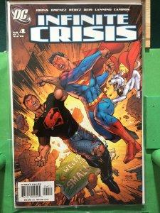 Infinite Crisis #4