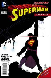 Superman (3rd Series) #33D VF/NM; DC | save on shipping - details inside
