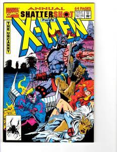 3 The Uncanny X-Men Marvel Comic Books Annual # 16 17 18 Storm Colossus BH15