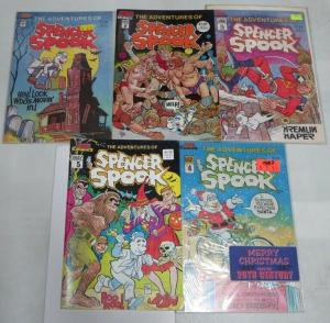 ADVENTURES OF SPENCER SPOOK (1986 ACE) 1-6