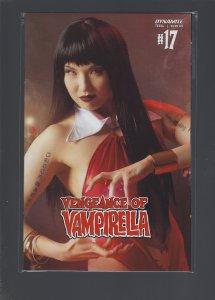 Vengeance Of Vampirella #17 Cover D
