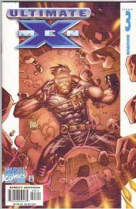 X-Men, Ultimate #3 (Apr-06) NM- High-Grade X-Men