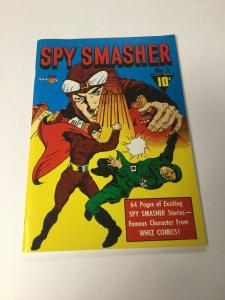 Spy Smasher 1 Nm Near Mint Special Editions Reprints