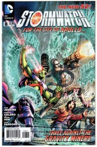 Stormwatch #8 (2012) 1¢ Auction! No Resv! See More!
