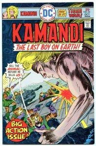 Kamandi 34 Oct 1975 VF-NM (9.0)