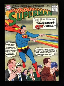 Superman #125 FN- 5.5 DC Comics