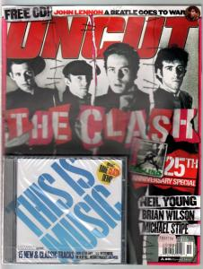 Uncut 10/2004-London Calling 25th Anniversary-The Clash-Neil Young-CD-FN