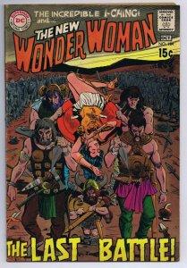 Wonder Woman #164 ORIGINAL Vintage 1966 DC Comics