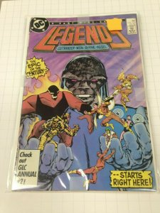 Legends 1-6  set Avg. grade NM-