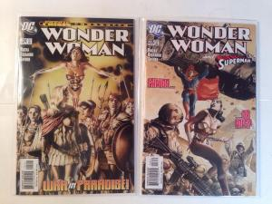 Wonder Woman 224 226 Near Mint Lot Set Run