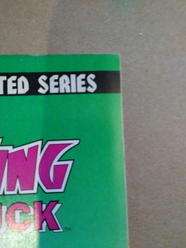 Darkwing Duck #3 limited series Disney Comics 1991