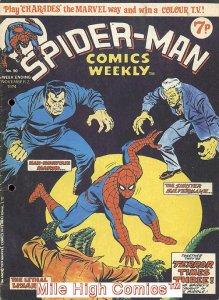 SPIDER-MAN WEEKLY  (#229-230) (UK MAG) (1973 Series) #90 Very Good