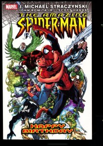 Amazing Spider-Man: Happy Birthday-J. Michael Straczynski-TPB-trade