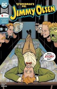 SUPERMAN'S PAL JIMMY OLSEN #1 (OF 12) - DC COMICS - 2019 - Matt Fraction