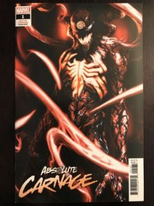 ABSOLUTE CARNAGE #1 1st Print GABRIELE DELL'OTTO CULT OF 1:25 VARIANT NM