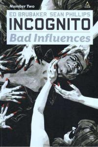 Incognito: Bad Influences #2, NM (Stock photo)