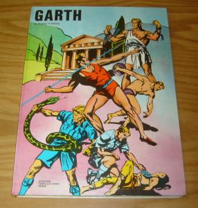 Garth HC 3 FN stephen p. dowling hardcover - italian edition - 1977 rare book