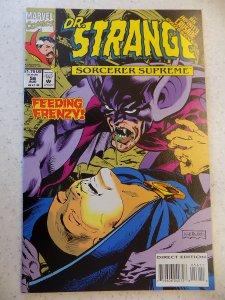 DR. STRANGE SORCERER SUPREME # 56 MARVEL FANTASY ADVENTURE