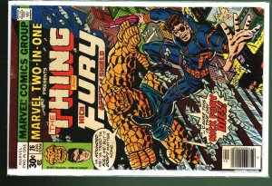Marvel Two-in-One #26 (1977)