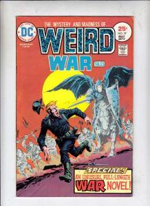 Weird War Tales #37 (May-75) VF/NM High-Grade