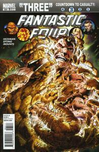 Fantastic Four (Vol. 1) #584 FN; Marvel | save on shipping - details inside