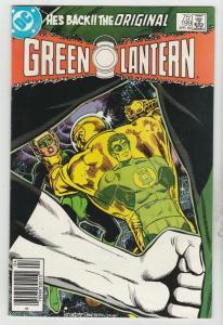 Green Lantern #199 (Apr-86) NM- High-Grade Green Lantern, The Green Lantern C...