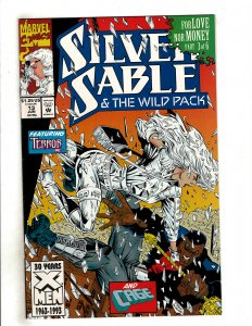 Silver Sable and the Wild Pack #13 (1993) SR16