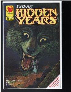 ElfQuest: Hidden Years #19 (Warp Graphics, 1995)