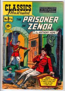 Classics Illustrated #76 (Jul-51) VF/NM High-Grade